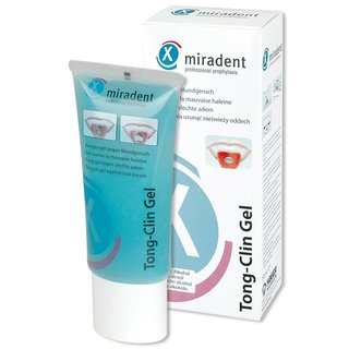 Miradent Tong-Clin Gel 50ml