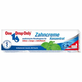 One Drop Only Zahncreme Konzentrat 25ml