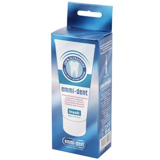 Emmi-dent Ultraschall Zahnpasta Fresh 75ml