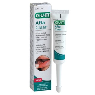GUM AftaClear Gel 10ml