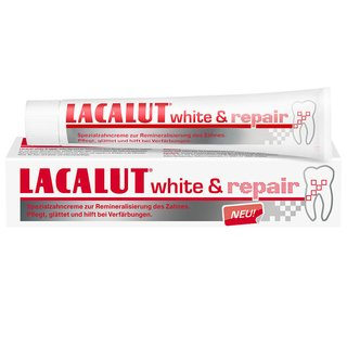 Lacalut white & repair Zahnpasta 75ml