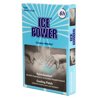 Ice Power Cooling Patch 8 cm x 12 cm